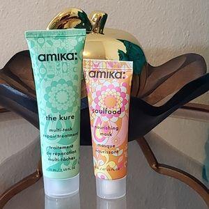 Amika Hair Mask Set